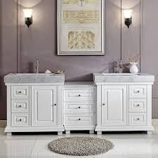 designer bathroom cabinets silkroad exclusive 90 modern bathroom vanity sink cabinet