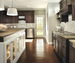 kitchen island cherry cherry cabinets cherry cabinets with a large white kitchen