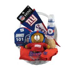nyc gift baskets new york giants gift basket findgift