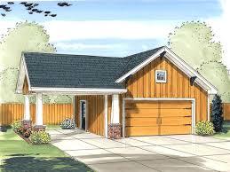Attached Carport Plans Garage Plans With Carports U2013 The Garage Plan Shop