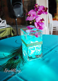 Wedding Flowers Table Decorations The 25 Best Teal Wedding Centerpieces Ideas On Pinterest Teal