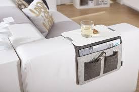 plateau pour canapé plateau de canapé rangement canapé tablette canapé accoudoir