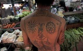 thailand seeks to ban tourists u0027 buddha tattoos telegraph