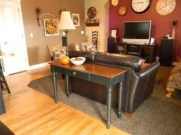Living Room Sofa Tables by Behind Sofa Table Uk Centerfieldbar Com