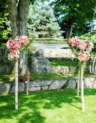 wedding arches and canopies 2015 bohemian chic outdoor garden wedding arch canopy huppa ideas 2