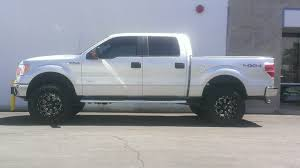 ford f150 gears 2012 ford f150 with 4 rancho suspension kit maximum offroad