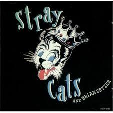 stray cats stray cats and brian setzer japanese cd album cdlp