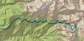 Niagara Falls State Park Map by Hikenhi Photo Keywords Map