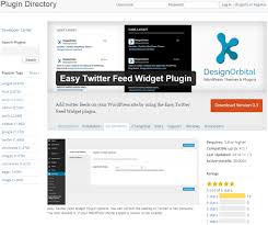 membuat widget twitter di website bagaimana menilkan feed berita di twitter wordpress blogpascher