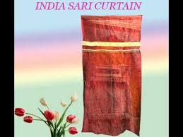 Sari Curtain Sari Curtain