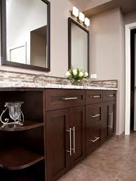 Free Standing Wooden Bathroom Furniture Overwhelming Brown Wooden Bathroom Vanity Ideas Sink Vanity