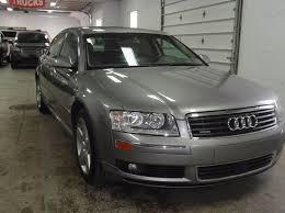 bedford audi ohio 2004 audi a8 l awd quattro 4dr sedan in bedford heights oh ohio