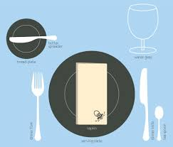 Proper Table Setting Silverware Table Setting 101 Sophie Magazine