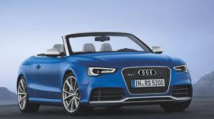 audi convertible audi u0027s rs5 convertible arrives just in time for winter