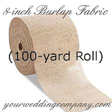 bulk burlap burlap fabric 8 in x 100yd roll