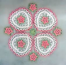heart shaped doilies pretty protected crochet our pretty crochet doily boasts four