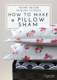 Sewing Projects Home Decor Best 20 Sewing Pillows Decorative Ideas On Pinterest Sewing