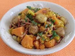 cuisiner marrons frais ma cuisine gourmande sans gluten ni lactose poêlée de