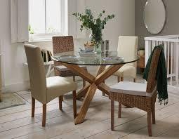 The  Best Glass Round Dining Table Ideas On Pinterest Glass - Glass round dining room tables