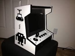build your own arcade cabinet diy bartop arcade machine laptop stiggy s blog