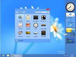 gadgets bureau windows 8 gadgets bureau windows 8 55 images windows 7 gadgets on windows