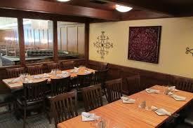 Restaurant Dining Room Banquets Park Place Bistro Newark Ohio American Restaurant