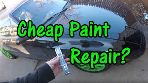 order lexus touch up paint testing a duplicolor scratch repair pen is it worth it youtube