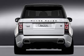 range rover white 2017 official caractere exclusive range rover gtspirit