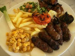 traditional cuisine of lebanese cuisine