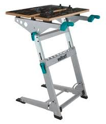 Keter Folding Work Table Bench Mate With 2 Clamps Review Bosch U0027s Portable Work Bench Portable Workbench