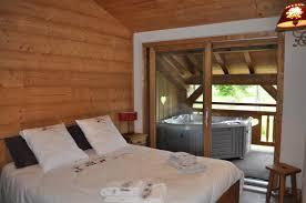 chambre avec privatif rhone alpes gîte le chalet du pic la grange à taninges haute savoie gîte