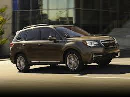 subaru suv price 2018 subaru forester 2 5i 4 dr sport utility at subaru of