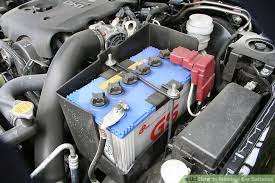battery car how to maintain car batteries 7 steps with pictures wikihow