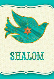hanukkah cards shalom dove of peace hanukkah card greeting cards hallmark