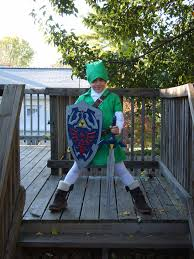 zelda halloween costumes make your own link costume 3 steps with pictures