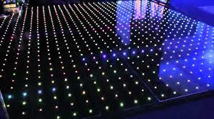 led floor rental san francisco bay area starbright led dancefloor rental