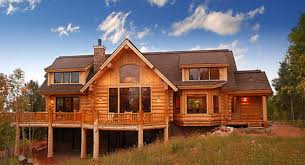 House Dormers Country Style Homes Handcrafted Log House Dormers Uber Home