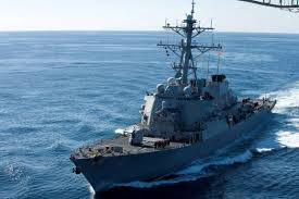 Us Flagged Merchant Ships Sailors Missing After Destroyer Hits Merchant Ship Otago Daily