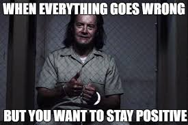 Twin Peaks Meme - when everything goes wrong but you try to stay positive twinpeaks