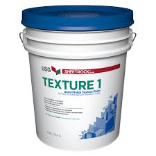 sheetrock brand 5 gal wall and ceiling sand finish texture paint