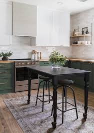 kitchen cabinets what color table riverside retreat kitchen reveal