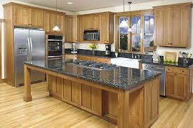 cabinet kitchen ideas traditional kitchen area with wooden hickory style cabinet kitchen