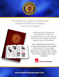 State Of Maine Flag The American Legion Department Of Maine Latest News