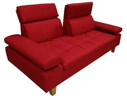 sofa sitztiefe verstellbar 2 sitzer sofa mit hoher lehne sofadepot