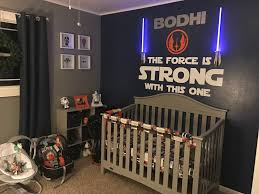 Stars Nursery Decor by Bodhi U0027s Star Wars Nursery Star Wars Nursery Pinterest