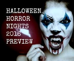 halloween horror nights 2016 preview houses u0026 scarezones