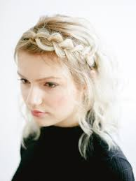beachy braid hairstyle tutorial for summer