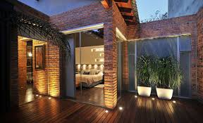 modern brick house the brick house a notch above the ordinary adorable home