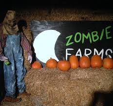 halloween city athens ga awaken the undead zombie farms athens ga