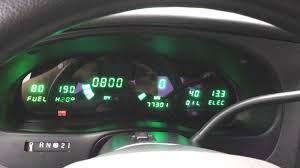 ranger ford 2001 intellitronix create a dash 2001 ford ranger youtube